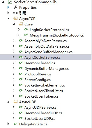 GJM : 【C# 高性能服务器】完成端口、心跳的高性能Socket服务器  [转载]